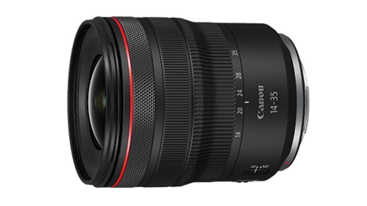 Canon RF 20 20mm F20L IS USM lens launched in India at Rs 20,20,20 ...